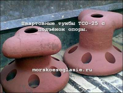 Тумба ТСО-25 с подъёмом опоры