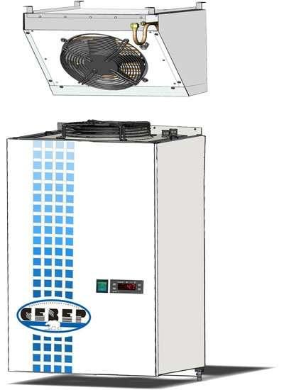 Сплит-система СЕВЕР BGS 218 S