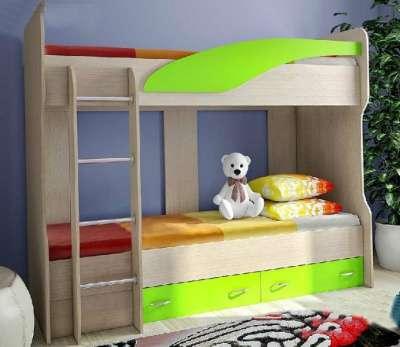 Двухъярусная кровать Фанки Соло -4.