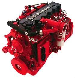 двигатель CUMMINS 6ISBe 270 В EBPO-3