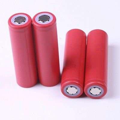 Настоящие аккумуляторы Sanyo Sanyo 3400mAh