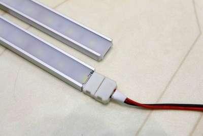 Светодиодная планка 9W 12V LED подсветка витрин