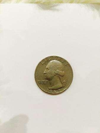 Продаю монету Liberty 1967г