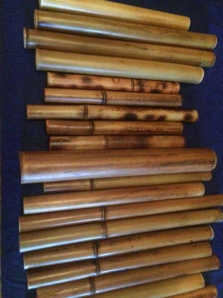 Бамбуковые палочки, веники, камни, гуаша для массажа