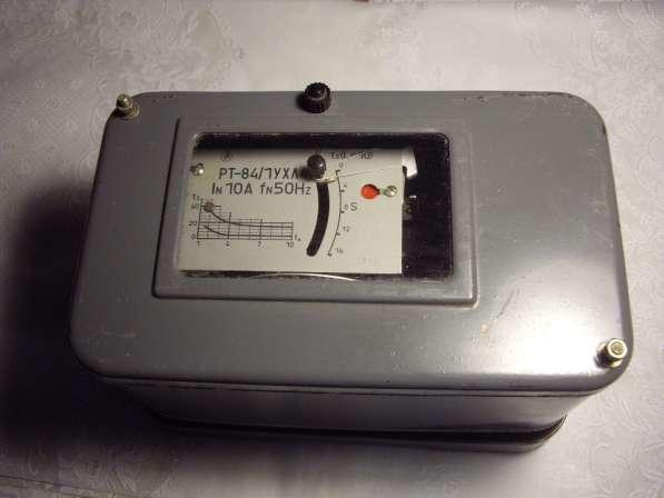 Реле максимального тока РТ-84/11ухл4