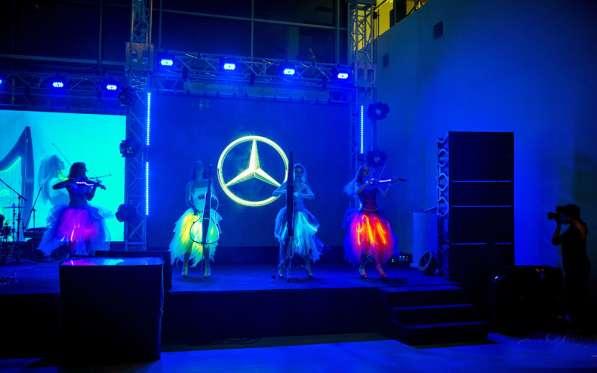 Katrin Electro SHow-Инструментально световое шоу в Москве фото 10