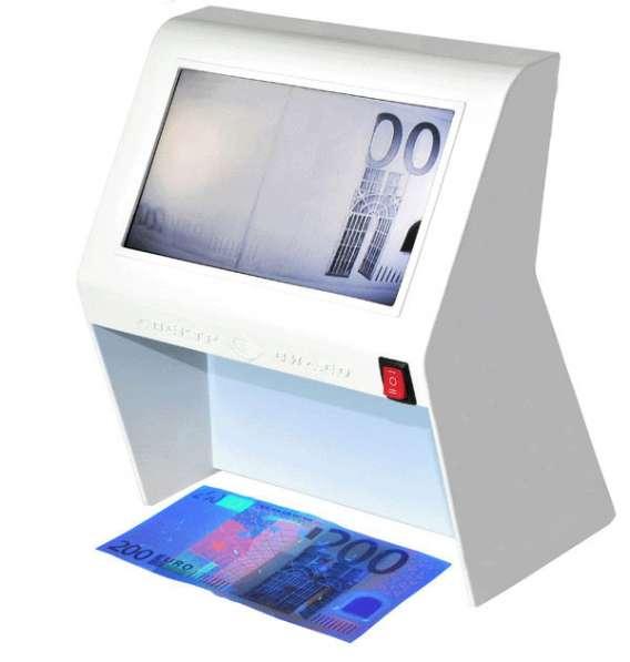 Детектор банкнот Спектр видео 7 ИК+УФ