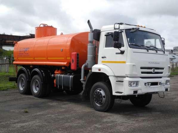 АЦН-16 Автоцистерна для перевозки нефти