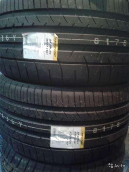 Новые комплекты 255/50 R20 SP Sport Maxx050+