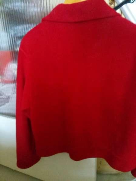 Женский жакет, куртка р-р 44-46,ткань флис, 15,0 руб в фото 7