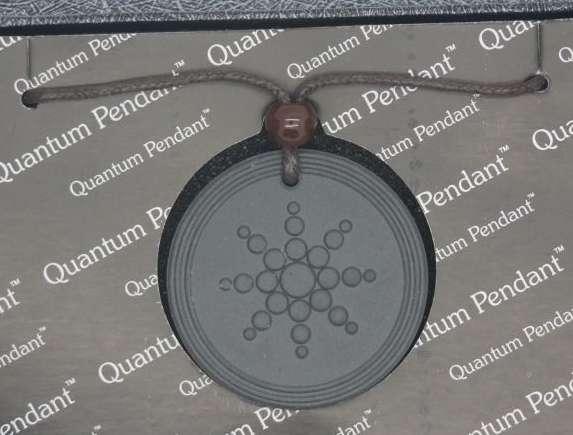 """Энергетический медальон """"Quantum"""""""
