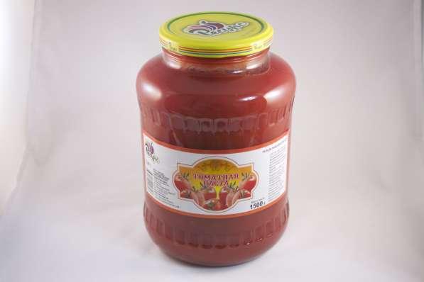 Продаем томатную пасту в Железнодорожном