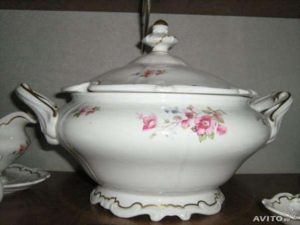 Чайно-столовый сервиз антиквариат