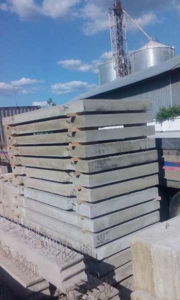 Железобетонные изделия от производителя, товарный бетон