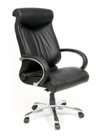 В-420 кресло черное