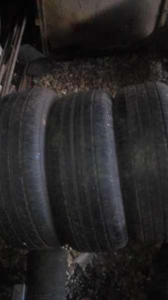 шины б/у Bridgestone Potenza 235 50 r18