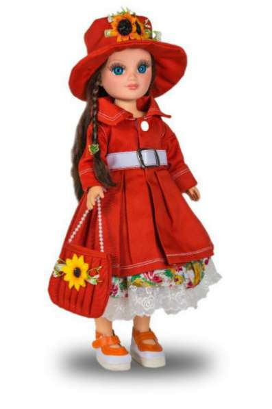 Русские куклы фабрики Весна