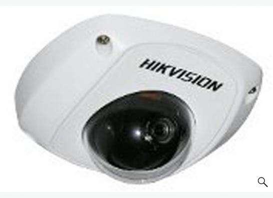 Видеокамера IP компактная день/ночь ИК подсветка 30м PoE