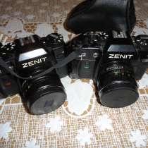 2 фотоаппарата ZENIT 122, в Самаре