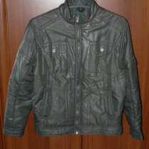 Куртка мужская новая, осенняя р.48 ест, в Москве