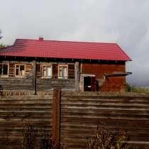Дом с участком д. Плотично пер. Южный. д16, в Подпорожье