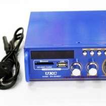 Усилитель UKС SN-3636BT - USB, SD, FM, MP3! 120W+120W, в г.Киев