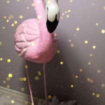 Фламинго, декор, топиарный декор, в Москве