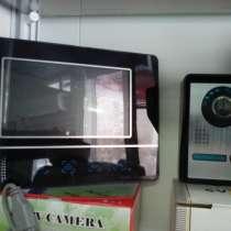 Видеодомофон цветной с вызывной панелью, в Новосибирске
