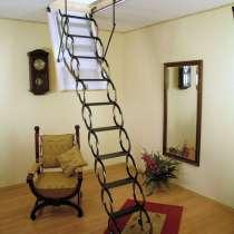 Лестницы чердачные и на второй этаж, в Белгороде