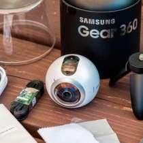 Samsung Gear 360 панорамная камера, в Москве