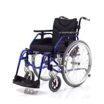 Ортоника тренд 10 инв коляски две шт прогулочная и комнатная, в Алуште