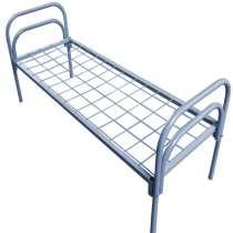 Кровати металлические трёхъярусные, кровати для школ, в Вологде