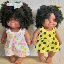 Куколки-африканки 26см, новые на подарок ребёнку, в г.Брест