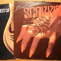 Scorpions – Best Of Scorpions 1 +Best Of Scorpions Vol. 2, в Санкт-Петербурге