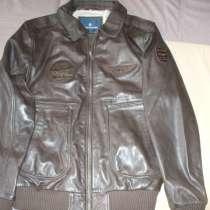 Кожаная куртка-пилот Milestone, в Москве