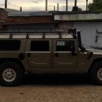Hummer H1 6.0+AT, 2002, внедорожник, в Чебоксарах