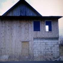 Продам недостроенный дом или обмен на грузовой автомобиль, в Челябинске