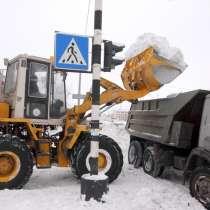 Уборка и вывоз снега, в Пензе