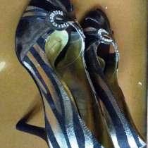 Продаю новые женские модельные туфли 37 размер (Темиртау), в г.Темиртау