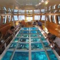 Прогулка по морю на корабле со стеклянным дном, в г.Хургада