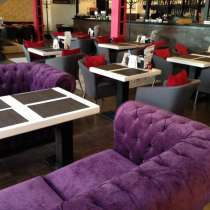 Мебель для баров, ресторанов на заказ, в Оренбурге