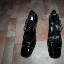 Туфли стильные р.38,5 (25,5см)), в Москве