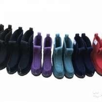 Обувь из натурального войлока. Валеши, в Томске