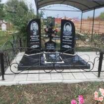 Памятники надгробные, в Абинске