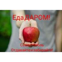 Еда даром! Севастополь. Отдавайте и забирайте! Даром!, в Севастополе