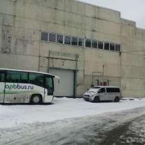 Производственно складская база в Санкт Петербурге, в Санкт-Петербурге