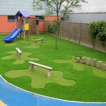 Искусственная трава – идеальное решение для спортивных полей, в Екатеринбурге