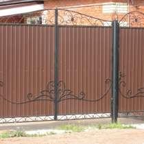 Заборы и ограждения в Севастополе, в Севастополе