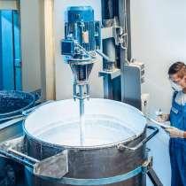 Технологии ЛКМ производства на воде краска, грунтовка, в Москве