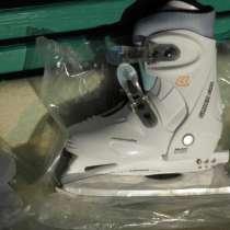 Новые ботинки с коньками 30-32 размера, в г.Анапа